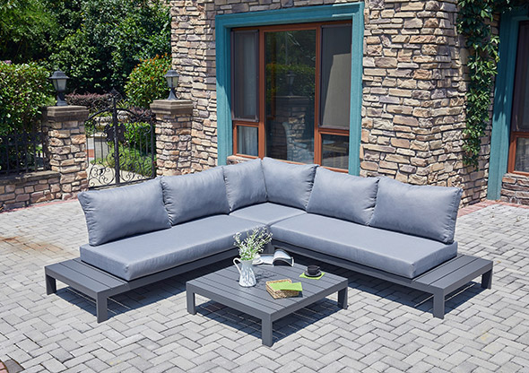 Aluminum Outdoor Furniture Manufacturer